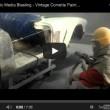 Blasting 1960 Corvette