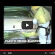 Plastic Media Blasting introduction on uses and applications.
