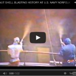 Walnut Shell Blasting History US Navy Norfolk