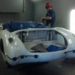 Collector Car Restoration: Paint Removal