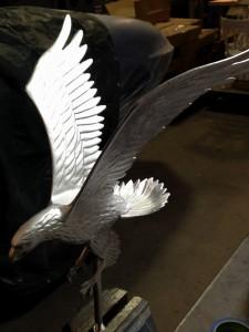 Eagle Aluminum Blast Cleaned