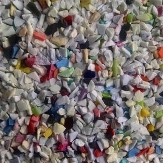 Melamine Plastic Media 8-12